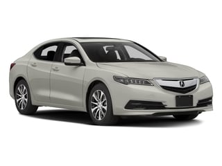 2016 Acura TLX Pictures TLX Sedan 4D I4 photos side front view