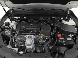 2016 Acura TLX Pictures TLX Sedan 4D I4 photos engine