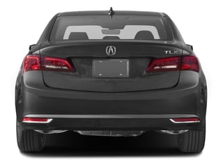 2016 Acura TLX Pictures TLX Sedan 4D Technology I4 photos rear view