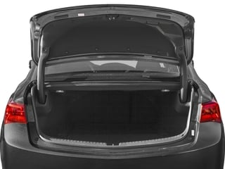 2016 Acura TLX Pictures TLX Sedan 4D Technology I4 photos open trunk