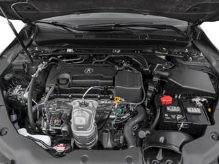 2016 Acura TLX Pictures TLX Sedan 4D Technology I4 photos engine