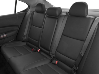 2016 Acura TLX Pictures TLX Sedan 4D Technology I4 photos backseat interior