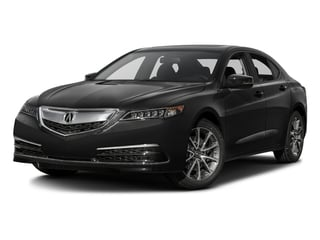2016 Acura TLX Pictures TLX Sedan 4D V6 photos side front view