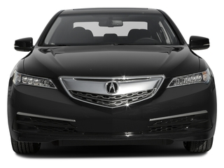 2016 Acura TLX Pictures TLX Sedan 4D V6 photos front view