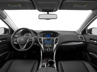 2016 Acura TLX Pictures TLX Sedan 4D V6 photos full dashboard