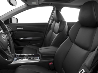 2016 Acura TLX Pictures TLX Sedan 4D V6 photos front seat interior