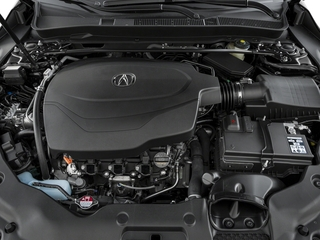 2016 Acura TLX Pictures TLX Sedan 4D V6 photos engine