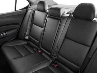 2016 Acura TLX Pictures TLX Sedan 4D V6 photos backseat interior