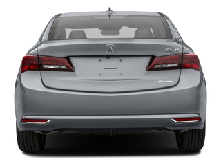 2016 Acura TLX Pictures TLX Sedan 4D Technology AWD V6 photos rear view