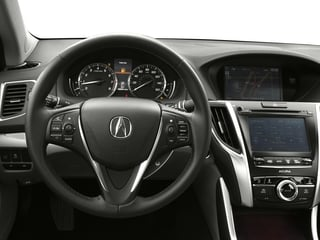 2016 Acura TLX Pictures TLX Sedan 4D Technology AWD V6 photos driver's dashboard