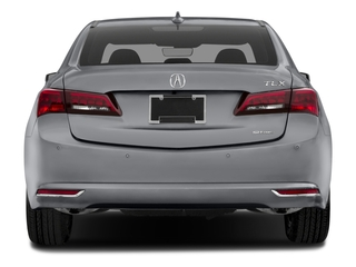 2016 Acura TLX Pictures TLX Sedan 4D Advance AWD V6 photos rear view