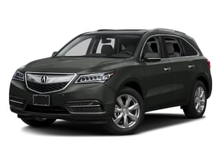 2016 Acura MDX Pictures MDX Utility 4D Advance 2WD V6 photos side front view