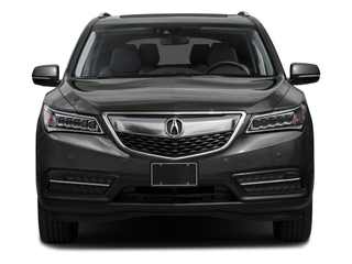 2016 Acura MDX Pictures MDX Utility 4D Advance 2WD V6 photos front view