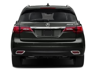 2016 Acura MDX Pictures MDX Utility 4D Advance 2WD V6 photos rear view