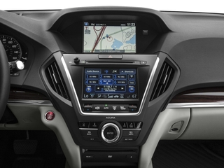 2016 Acura MDX Pictures MDX Utility 4D Advance DVD 2WD V6 photos stereo system