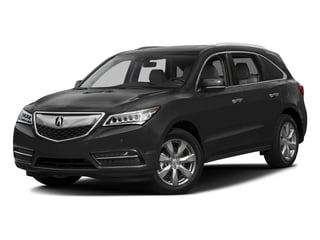 2016 Acura MDX Pictures MDX Utility 4D Advance DVD AWD V6 photos side front view