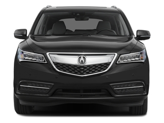 2016 Acura MDX Pictures MDX Utility 4D Advance DVD AWD V6 photos front view