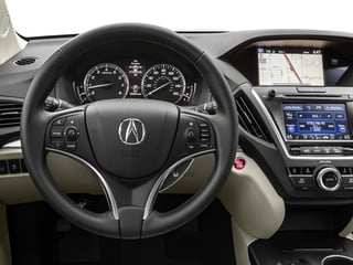2016 Acura MDX Pictures MDX Utility 4D Technology AWD V6 photos driver's dashboard