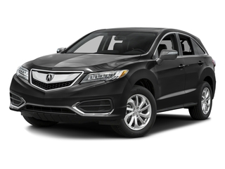 2016 Acura RDX Pictures RDX Utility 4D Technology AWD V6 photos side front view