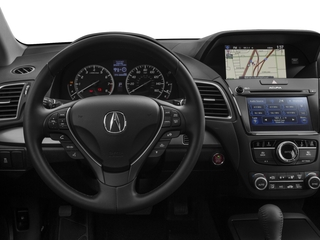 2016 Acura RDX Pictures RDX Utility 4D Technology AWD V6 photos driver's dashboard