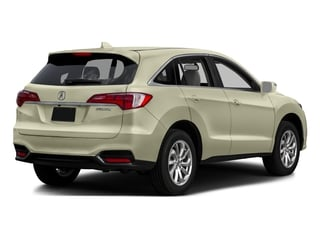 2016 Acura RDX Pictures RDX Utility 4D Technology 2WD V6 photos side rear view
