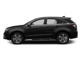 2016 Acura RDX Pictures RDX Utility 4D Advance AWD V6 photos side view