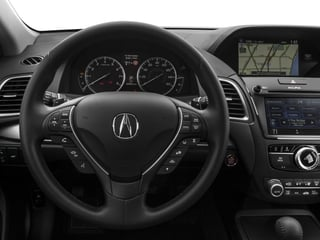 2016 Acura RDX Pictures RDX Utility 4D Advance AWD V6 photos driver's dashboard