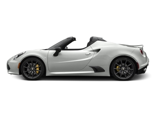 2016 Alfa Romeo 4C Pictures 4C Convertible 2D Spyder I4 Turbo photos side view