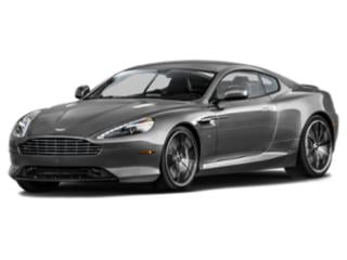 2016 Aston Martin DB9 Pictures DB9 2 Door Coupe Bond Edition photos side front view
