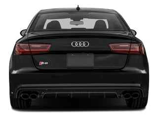 2016 Audi S6 Pictures S6 Sedan 4D S6 Premium Plus AWD photos rear view