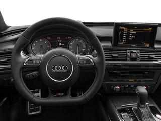 2016 Audi S6 Pictures S6 Sedan 4D S6 Premium Plus AWD photos driver's dashboard