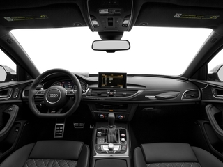 2016 Audi S6 Pictures S6 Sedan 4D S6 Premium Plus AWD photos full dashboard