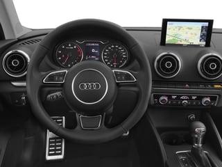 2016 Audi A3 Pictures A3 Sedan 4D TDI Premium Plus 2WD Turbo photos driver's dashboard