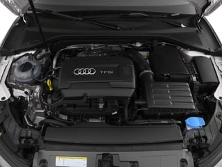 2016 Audi A3 Pictures A3 Sedan 4D 1.8T Premium 2WD I4 Turbo photos engine