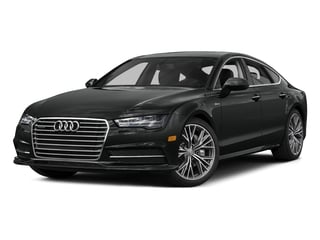 2016 Audi A7 Pictures A7 Sedan 4D 3.0T Prestige AWD photos side front view