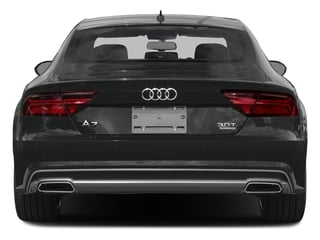 2016 Audi A7 Pictures A7 Sedan 4D 3.0T Premium Plus AWD photos rear view