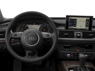2016 Audi A7 Pictures A7 Sedan 4D 3.0T Premium Plus AWD photos driver's dashboard