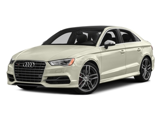 2016 Audi S3 Pictures S3 Sedan 4D Prestige AWD I4 Turbo photos side front view
