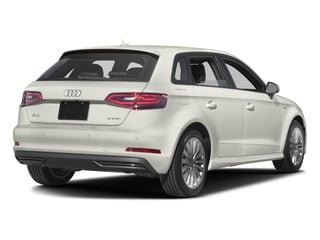 2016 Audi A3 e-tron Pictures A3 e-tron Hatchback 5D E-tron Prestige photos side rear view