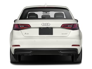 2016 Audi A3 e-tron Pictures A3 e-tron Hatchback 5D E-tron Prestige photos rear view