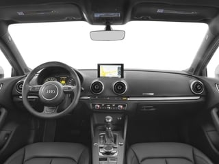 2016 Audi A3 e-tron Pictures A3 e-tron Hatchback 5D E-tron Premium photos full dashboard