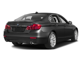 2016 BMW 5 Series Pictures 5 Series Sedan 4D 535i I6 Turbo photos side rear view