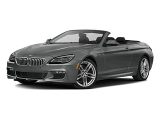2016 BMW 6 Series Pictures 6 Series Convertible 2D 650xi AWD V8 photos side front view