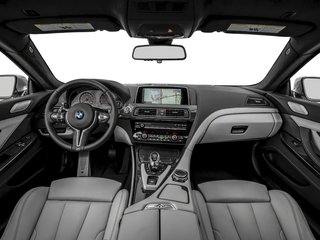 2016 BMW M6 Pictures M6 Coupe 2D M6 V8 photos full dashboard