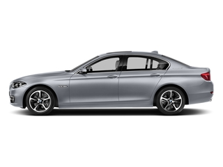 2016 BMW 5 Series Pictures 5 Series Sedan 4D ActiveHybrid 5 I6 Turbo photos side view