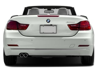 2016 BMW 4 Series Pictures 4 Series Convertible 2D 428xi AWD I4 Turbo photos rear view