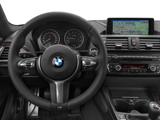 2016 BMW 2 Series Pictures 2 Series Coupe 2D M235i I6 Turbo photos driver's dashboard
