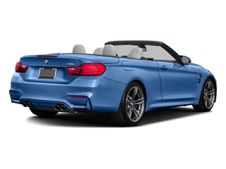 2016 BMW M4 Pictures M4 Convertible 2D M4 I6 Turbo photos side rear view