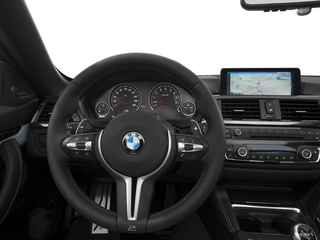 2016 BMW M4 Pictures M4 Convertible 2D M4 I6 Turbo photos driver's dashboard