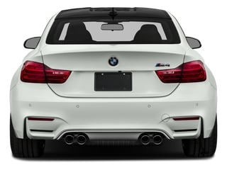 2016 BMW M4 Pictures M4 Coupe 2D M4 GTS I6 Turbo photos rear view
